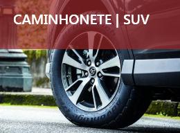 Pneus - Caminhonete / SUV