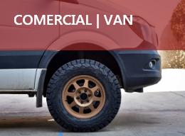 Pneus - Comercial/Van